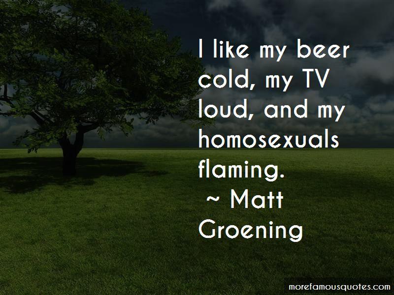 Matt Groening Quotes Pictures 2