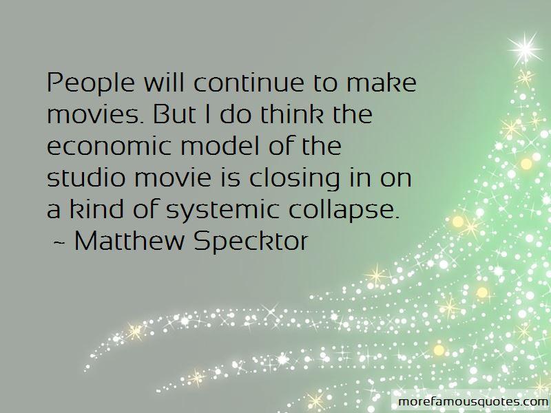 Matthew Specktor Quotes Pictures 4
