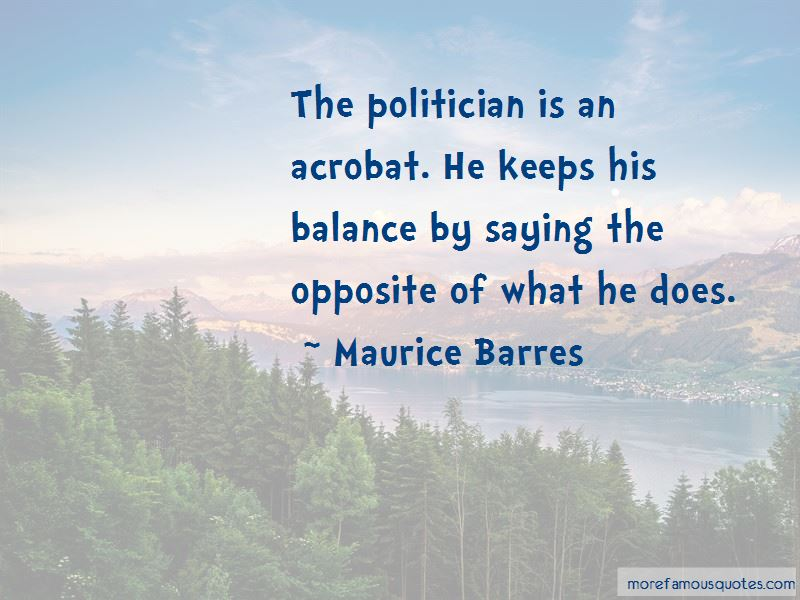 Maurice Barres Quotes Pictures 2
