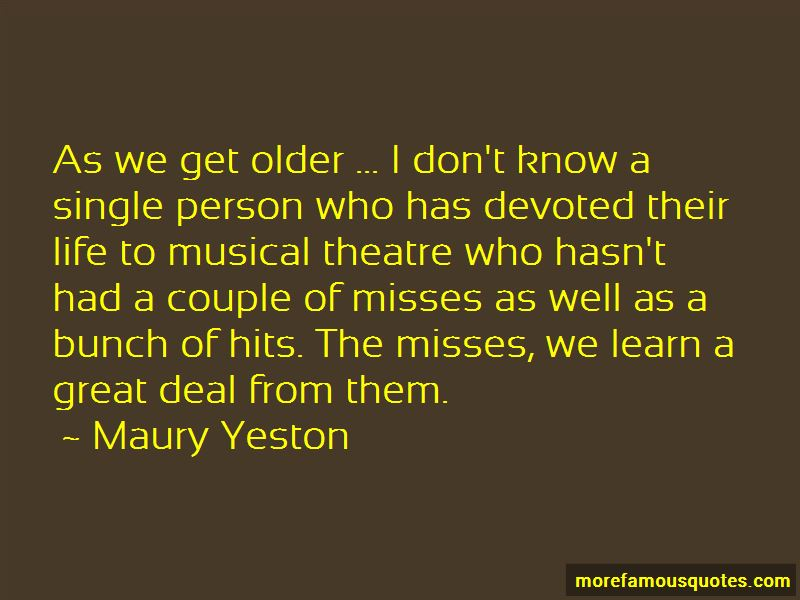 Maury Yeston Quotes Pictures 3
