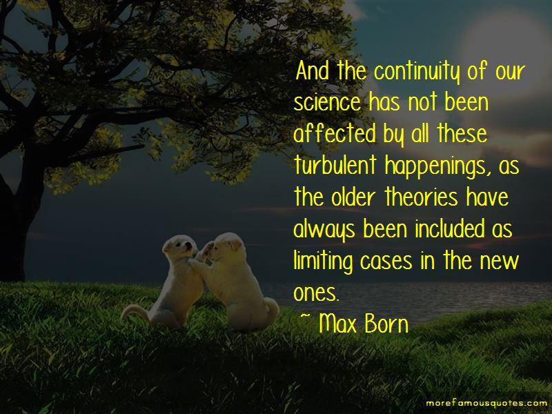Max Born Quotes Pictures 4