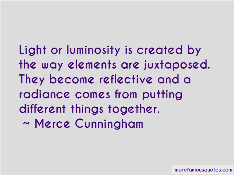 Merce Cunningham Quotes Pictures 2
