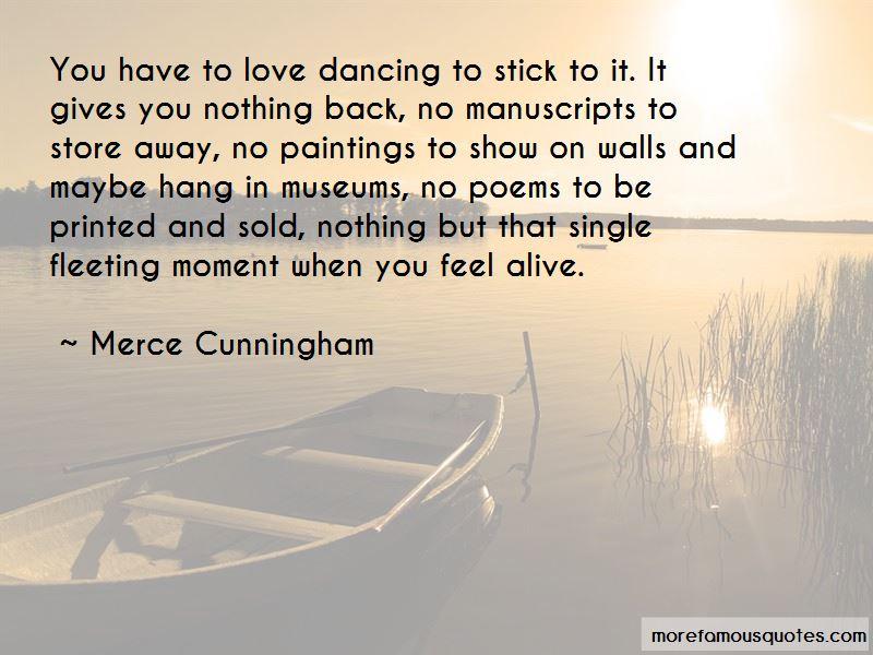 Merce Cunningham Quotes Pictures 4