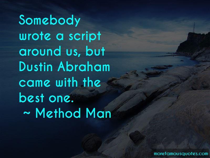 Method Man Quotes Pictures 4