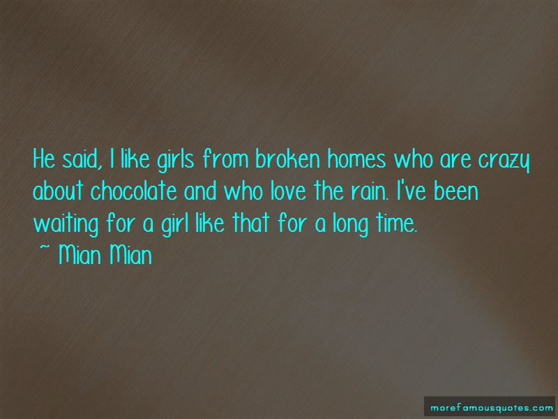Mian Mian Quotes Pictures 2