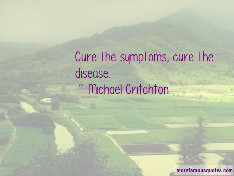 Michael Critchton Quotes