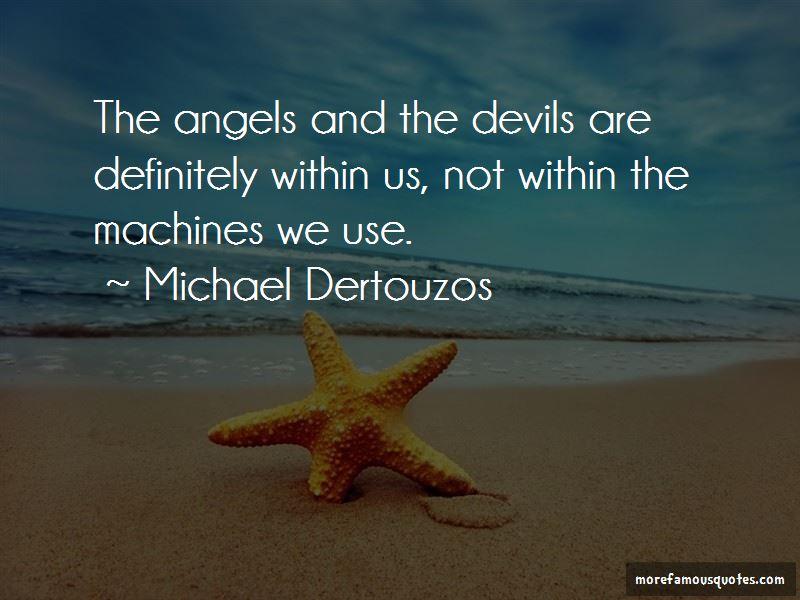 Michael Dertouzos Quotes Pictures 2