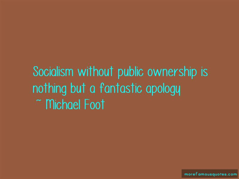 Michael Foot Quotes Pictures 2