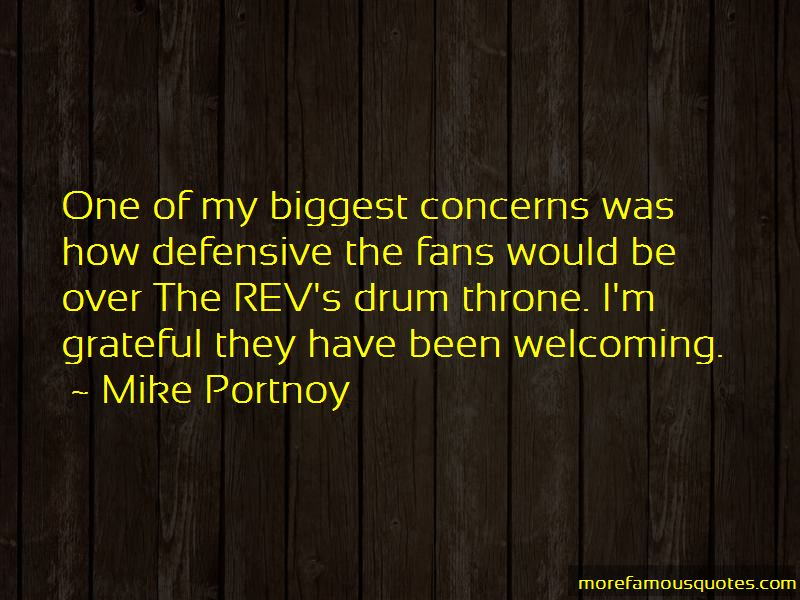 Mike Portnoy Quotes