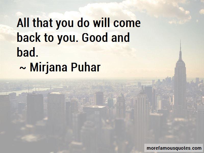 Mirjana Puhar Quotes Pictures 3