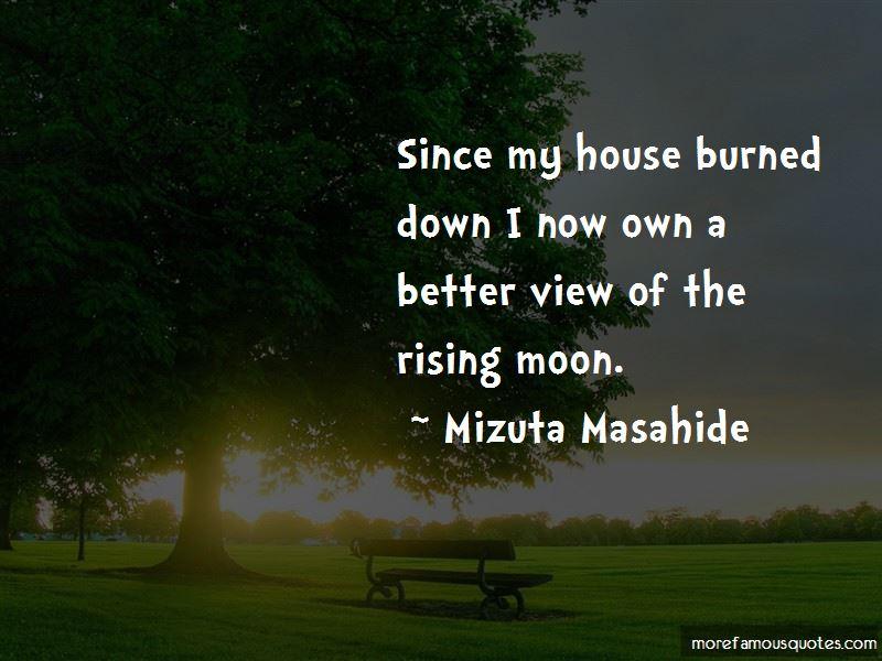 Mizuta Masahide Quotes Pictures 2