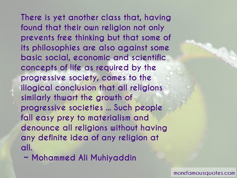Mohammed Ali Muhiyaddin Quotes