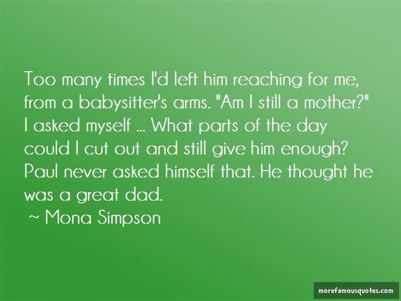 Mona Simpson Quotes Pictures 2