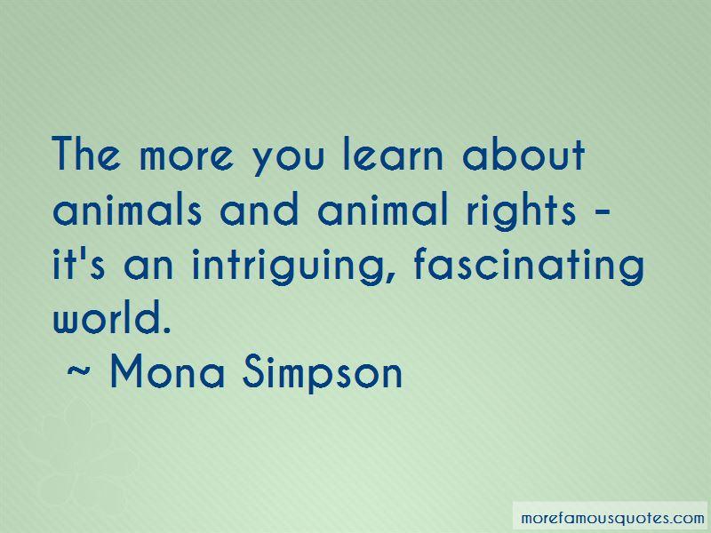 Mona Simpson Quotes Pictures 3