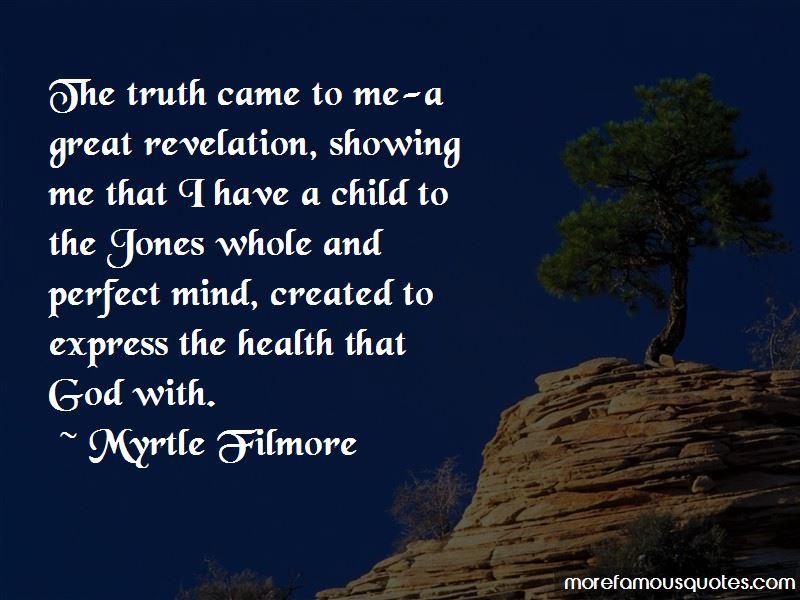 Myrtle Filmore Quotes