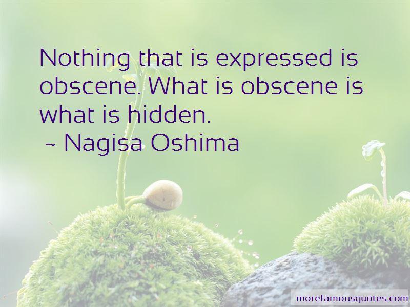 Nagisa Oshima Quotes Pictures 4
