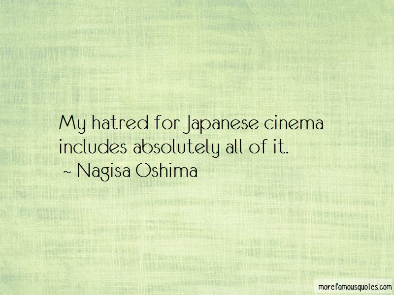 Nagisa Oshima Quotes