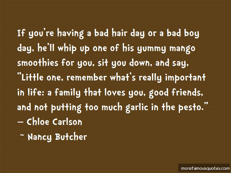 Nancy Butcher Quotes Pictures 1