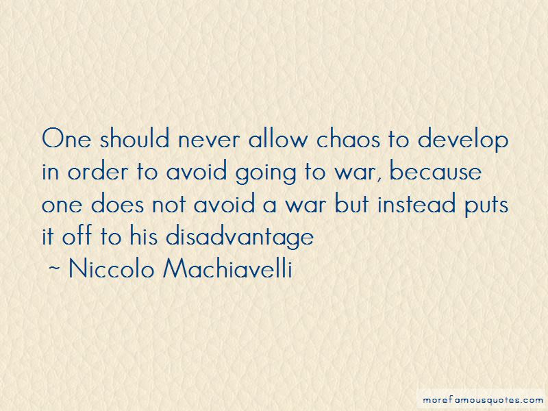 Niccolo Machiavelli Quotes Pictures 4