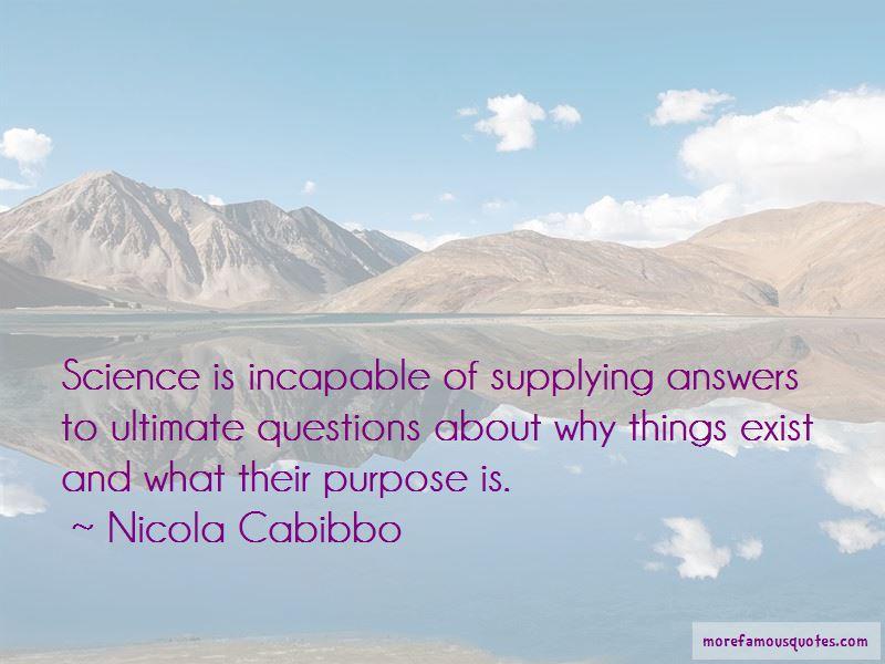 Nicola Cabibbo Quotes Pictures 2