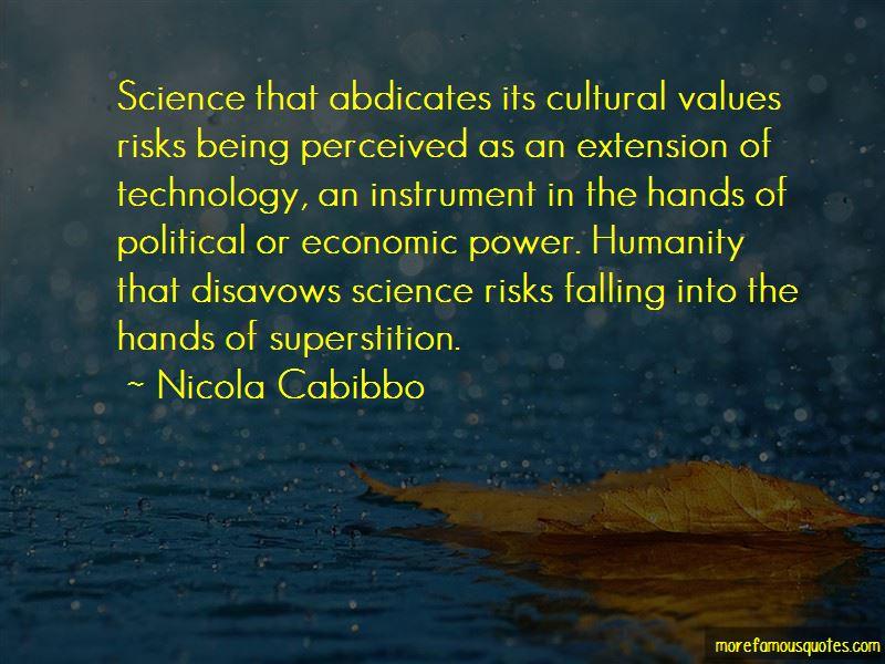 Nicola Cabibbo Quotes
