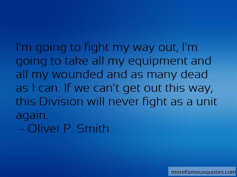 Oliver P. Smith Quotes Pictures 2