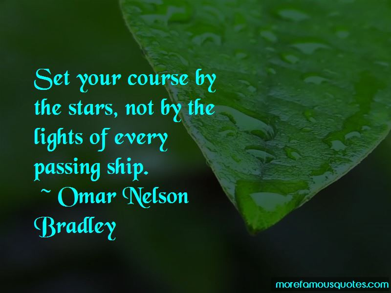 Omar Nelson Bradley Quotes Pictures 2