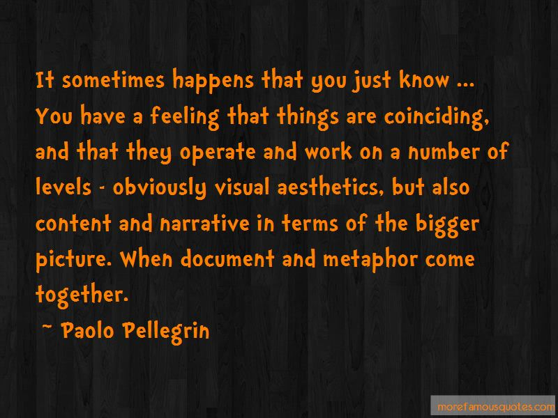 Paolo Pellegrin Quotes Pictures 4