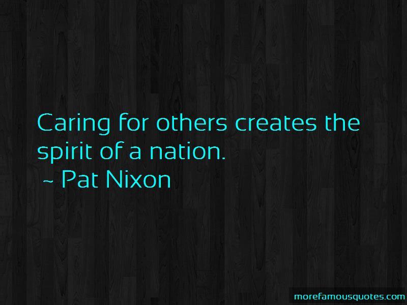 Pat Nixon Quotes Pictures 2