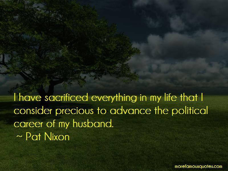 Pat Nixon Quotes Pictures 3