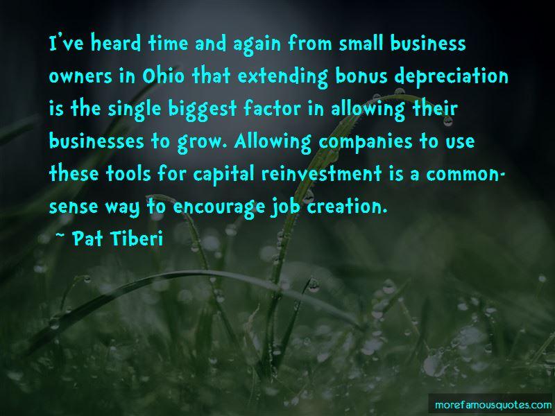 Pat Tiberi Quotes