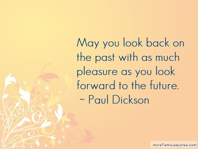 Paul Dickson Quotes Pictures 2