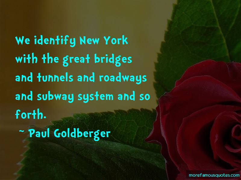 Paul Goldberger Quotes Pictures 4