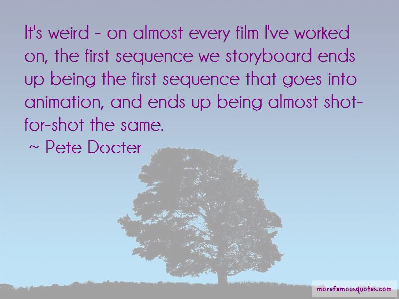 Pete Docter Quotes Pictures 2