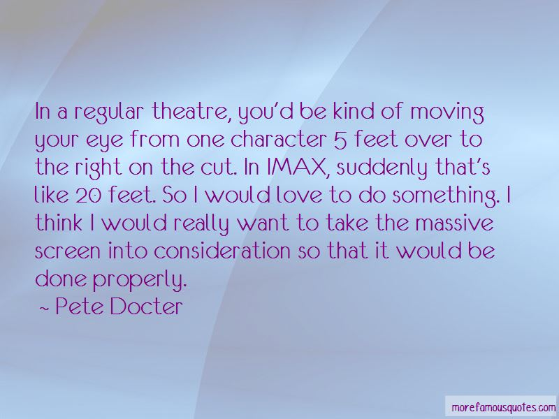 Pete Docter Quotes Pictures 3