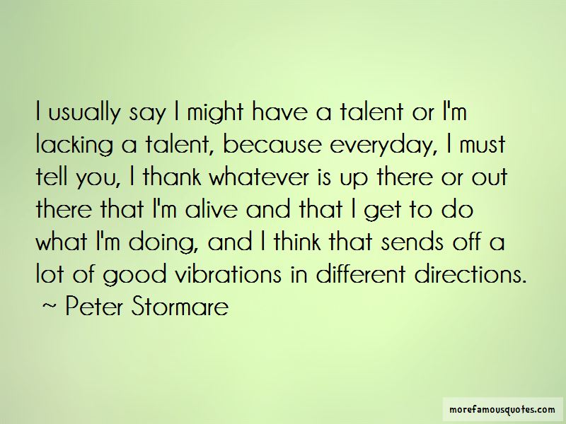 Peter Stormare Quotes