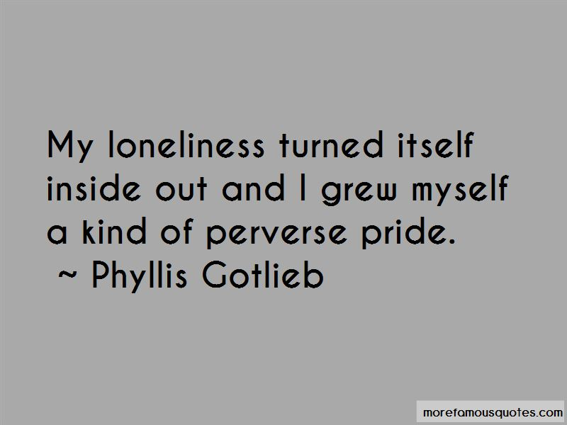 Phyllis Gotlieb Quotes Pictures 2