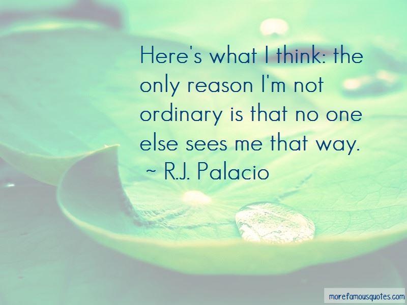 R.J. Palacio Quotes