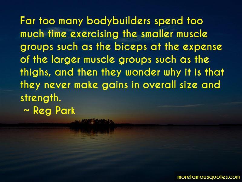 Reg Park Quotes Pictures 2