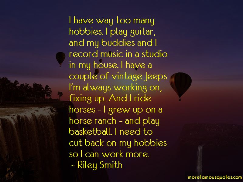 Riley Smith Quotes Pictures 3
