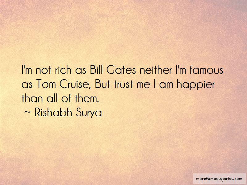 Rishabh Surya Quotes