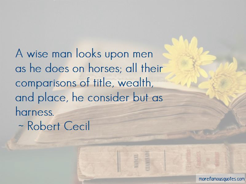 Robert Cecil Quotes Pictures 3
