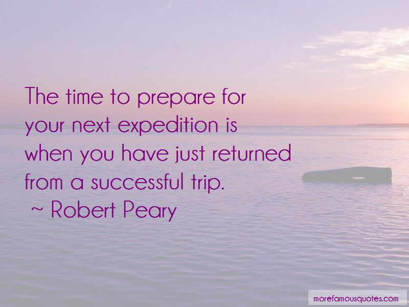 Robert Peary Quotes