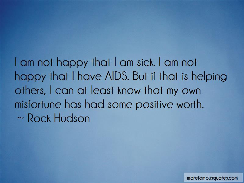 Rock Hudson Quotes Pictures 2