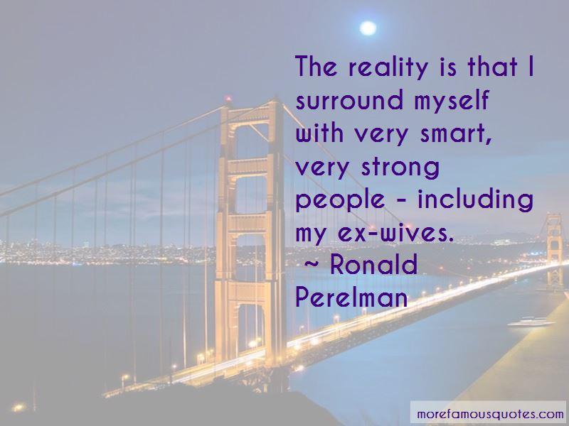 Ronald Perelman Quotes Pictures 3
