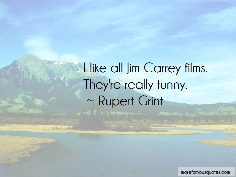 Rupert Grint Quotes Pictures 2