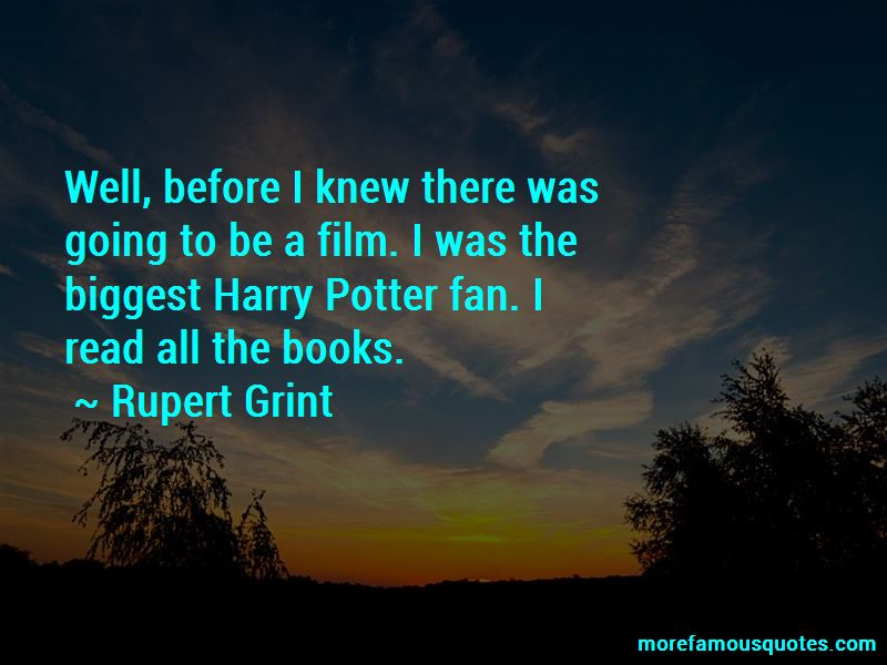 Rupert Grint Quotes Pictures 4