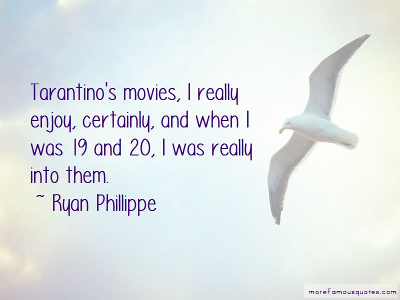 Ryan Phillippe Quotes Pictures 2