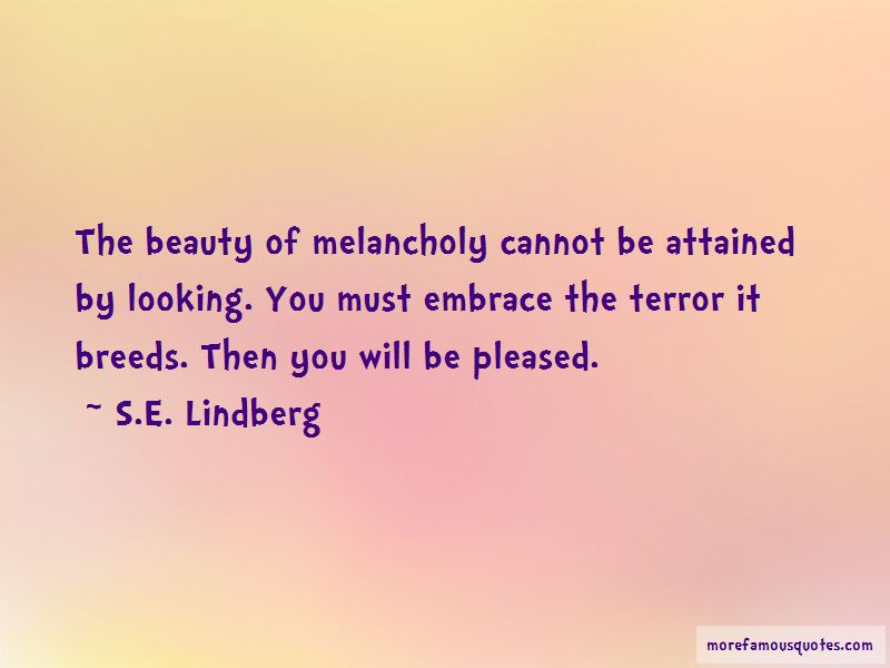 S.E. Lindberg Quotes Pictures 2