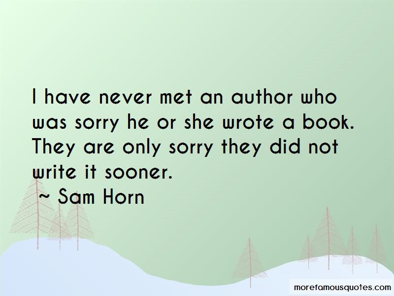 Sam Horn Quotes Pictures 3